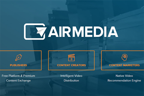 $2Million for 10 month old AirMedia, Youtube killer?